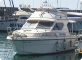 Princess 30 fly bridge  -