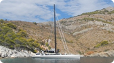 Marsaudon Composites 62 ft Cruiser Racer Trimaran -