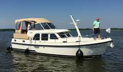 Linssen Grand Sturdy 350 AC (Motorboot)