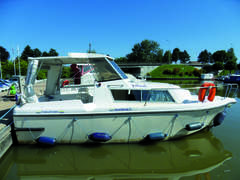 RECLA Les Canalous Fred 700 (Motorboot)