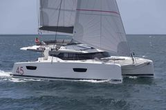 Fountaine Pajot Elba 45 Quatour (Segelboot)